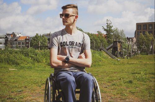 Stan Devriese Ultieme rolstoel jogging